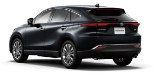 2020 Toyota Harrier Japan_25