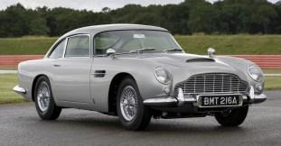 Aston Martin DB5 Goldfinger James Bond Continuation-5