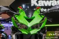 Kawasaki Ninja ZX-25R Tokyo Motor Show 2019 ENG-5