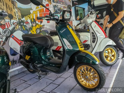 Vespa Sprint Racing Sixties 2020 BM 2-10