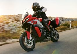 2020 BMW Motorrad S1000XR
