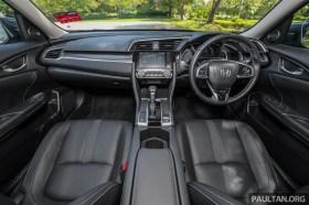 2020 Honda Civic 1.5 TC Facelift Malaysia_Int-1