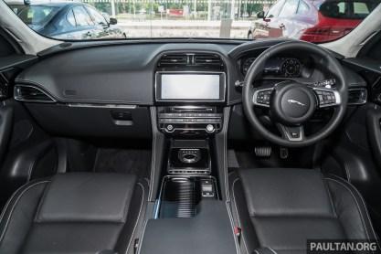 2020 Jaguar F-PACE 2.0P AWD 5DR R-Sport Malaysia_Int-1