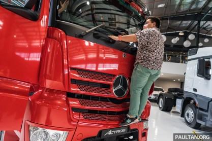 2020 Mercedes-Benz Actros 19