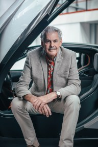 2021 Gordon Murray Automotive T.50 Supercar Interior