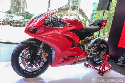 Ducati Panigale V2 launch Malaysia-2
