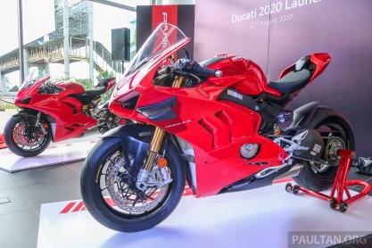 Ducati Panigale V4S launch Malaysia 2020 BM-3