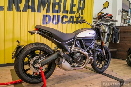 Ducati Scrambler Icon Dark -6