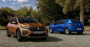 2021 Dacia Sandero, Sandero Stepway, Logan-3