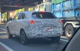 2021 Honda HR-V Spyshots (2)