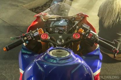 Honda CBR250RR Race Malaysia BM-5