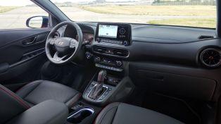 Hyundai Kona Facelift N-Line 10