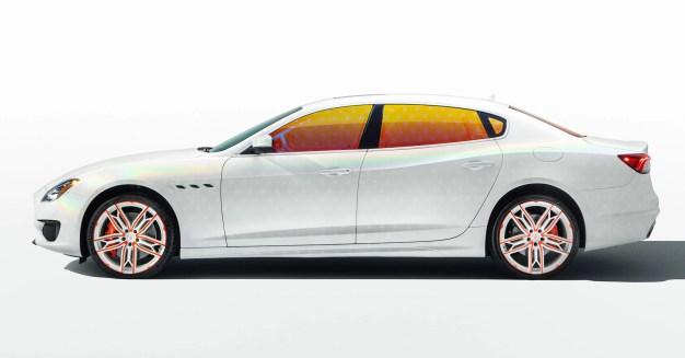 Maserati Quattroporte Fuoriserie Unica-5
