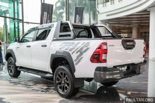 2020 Toyota Hilux Rogue Malaysia_Color Variant-2