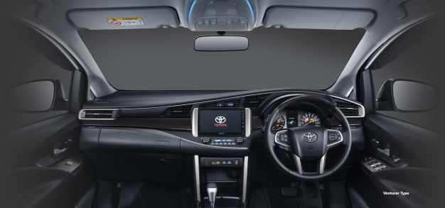 2021 Toyota Innova Venturer_dasboard