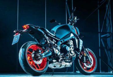 2021 Yamaha MT-09 - 16