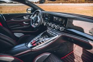 Brabus Rocket 900 Mercedes-AMG GT63S4Matic one of ten-49