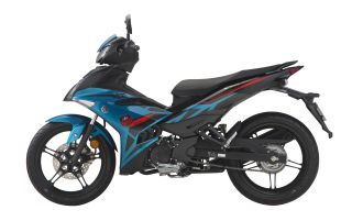 2020 Yamaha Y15ZR Malaysia - 15