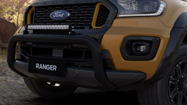 2021 Ford Ranger Wildtrak X 6