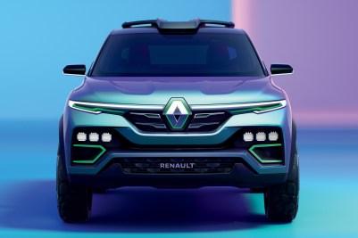 Renault Kiger concept-5