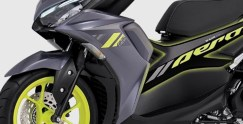 Yamaha Aerox NVX VVA Indonesia 2020-25