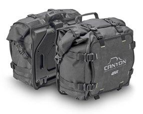 2021 Givi GRT Canyon motorcycle luggage - 11