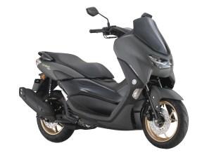 2021 Yamaha NMax 155 Power Grey - 6