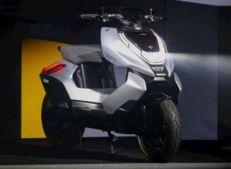 2021 Zeeho Cyber concept - 2
