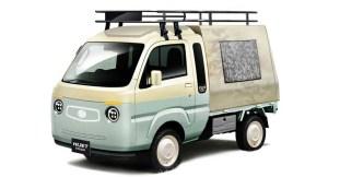 Daihatsu Hijet Jumbo Camper Ver-2021 TAS