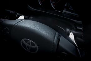 Toyota Vios GR-S Interior 3