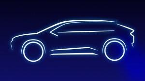 Toyota e-TNGA first model teaser-1