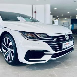 Volkswagen Arteon R-Line 4Motion CBU-5