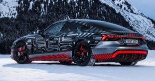 Audi RS e-tron GT prototype-2