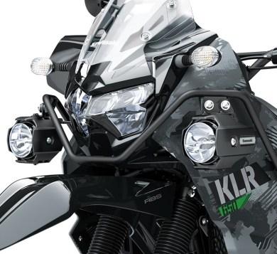Kawasaki KLR 650 2021-19