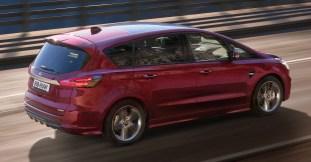 2021 Ford S-Max Hybrid and Ford Galaxy Hybrid