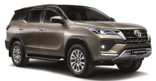 2021 Toyota Fortuner Facelift Official Product Shots (9)