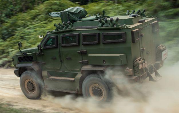 2021 MILDEF Malaysia 4X4 HMAV - 10