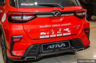 2021 Perodua Ativa 1.0L Turbo Gear Up-17