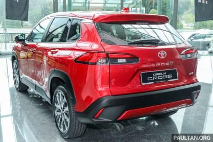 2021 Toyota Corolla Cross 1.8 V Malaysia_Ext-2_BM