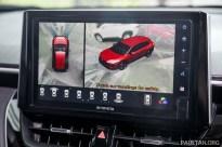 2021 Toyota Corolla Cross 1.8 V Malaysia_Int-30_BM