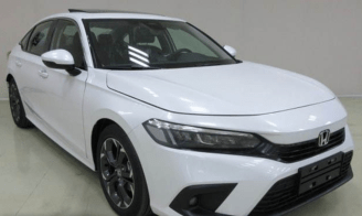 2022 Honda Civic Leaked 1