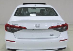 2022 Honda Civic Leaked 2