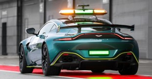 Aston Martin F1 safety medical car reveal-9