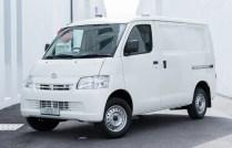 Daihatsu Gran Max Euro4 Panel Van