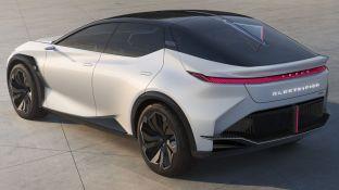 Lexus LF-Z Electrified 2
