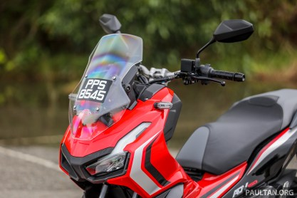 2019 Honda ADV 150 Malaysia-23