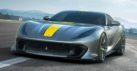 2021 Ferrari 812 Super Speed Special Edition