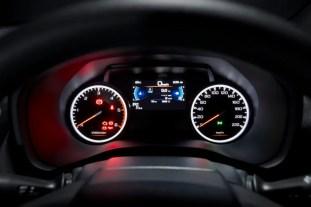 2021 Isuzu D-Max Standard Interior (1)