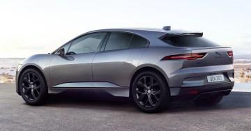 2021 Jaguar I-Pace with Black Pack