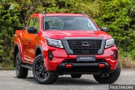 2021 Nissan Navara 2.5 Pro-4X AT 4WD Malaysia_Ext-2
